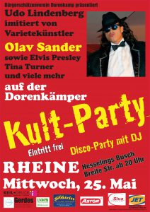 Dorenkämper Kult Party